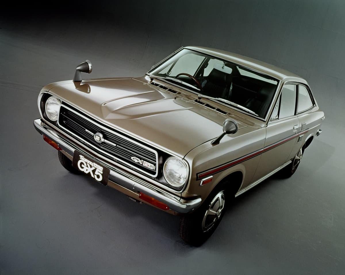 1972年に登場、日本車のイメージをアップしたサニー