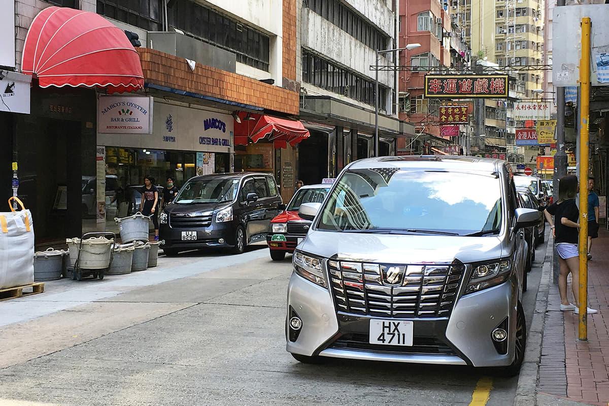 香港の軽自動車カスタマイズ事情の紹介