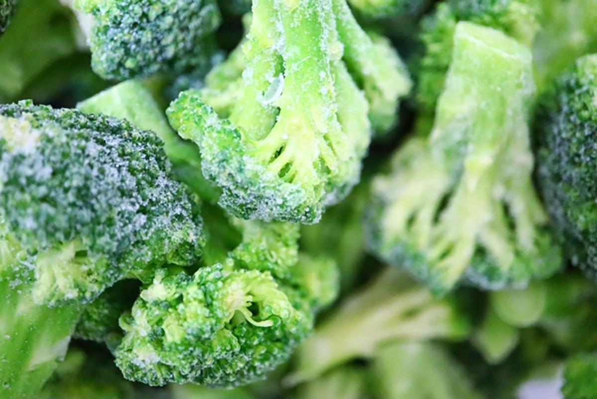 野菜をうっかり放置しておくと凍ってべちゃべちゃになる