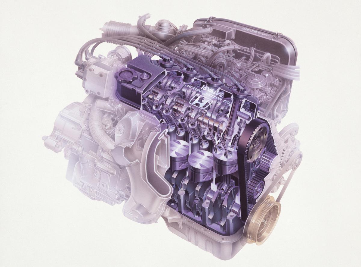 ハイパー16バルブエンジン